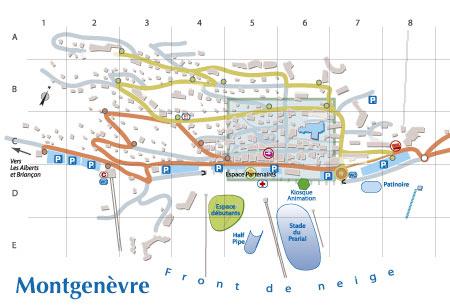 Astier location acc der montgen vre - Montgenevre office tourisme ...